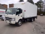 2016 Hino 195 20' with lift