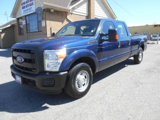 Used 2012 Ford F-250 XL Crew Cab 8Ft Box Heavy Duty 3/4Ton ONLY 30,000K for sale in Etobicoke, ON
