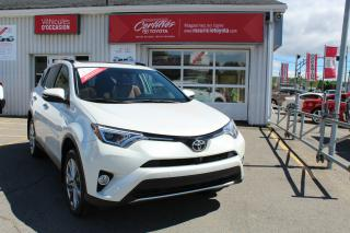 Used 2016 Toyota RAV4 Traction intégrale 4 portes Limited for sale in Shawinigan, QC