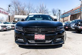 Used 2017 Dodge Charger RALLYE SUNROOF NAVI BACKUP CAM ACCIDENT FREE for sale in Brampton, ON