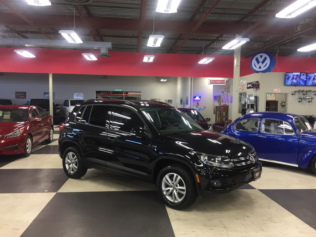 2015 Volkswagen Tiguan 2.0TSI 6SPEED A/C CRUISE REAR CAMERA H/SEATS 103K
