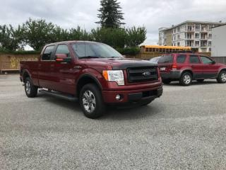 Used 2014 Ford F-150 FX4 for sale in Surrey, BC