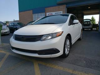 Used 2012 Honda Civic for sale in St-Eustache, QC