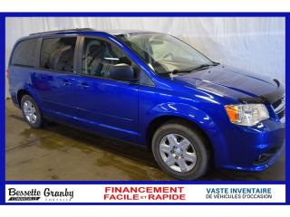 Used 2013 Dodge Grand Caravan Se +hitch, Démarreur for sale in Granby, QC