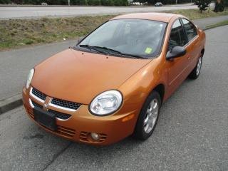 Used 2005 Dodge Neon for sale in Surrey, BC