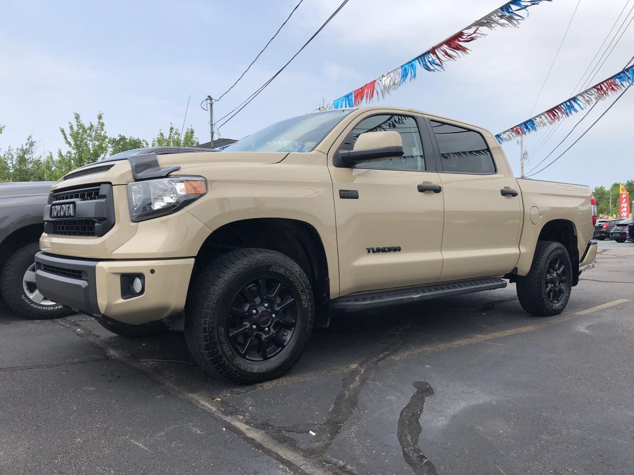 2016 Toyota Tundra Trd- OffRoad
