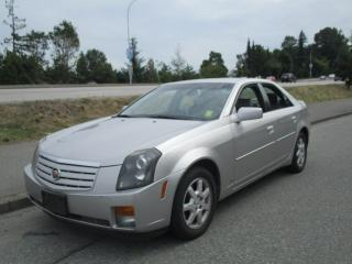 Used 2007 Cadillac CTS for sale in Surrey, BC