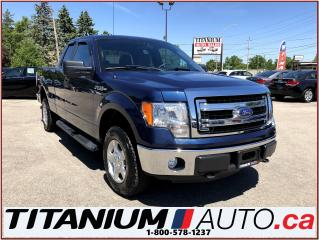 Used 2014 Ford F-150 XLT+4X4+5.0L V8+BlueTooth SYNC+New Tires & Brakes+ for sale in London, ON