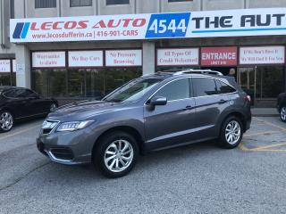 Used 2017 Acura RDX Tech Pkg for sale in North York, ON