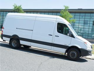 Used 2013 Mercedes-Benz Sprinter 3500|HIGH ROOF|170 EXT|NAVI|REARCAM|BLUETOOTH for sale in Scarborough, ON