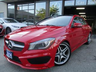 Used 2014 Mercedes-Benz CLA250 CLA 250-4MATIC-NAV-CAM-LOADED for sale in Scarborough, ON