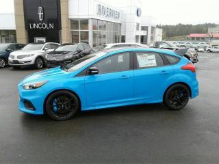 New 2018 Ford Focus Rs for sale in Fredericton, NB