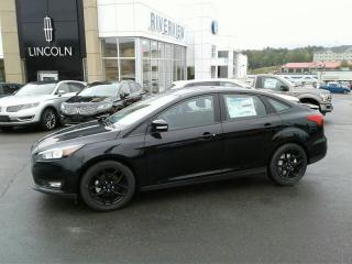 New 2018 Ford Focus SEL for sale in Fredericton, NB