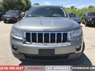 Used 2012 Jeep Grand Cherokee for sale in London, ON