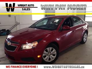 Used 2014 Chevrolet Cruze 1LT|LOW MILEAGE|BLUETOOTH|31,104 KMS for sale in Cambridge, ON