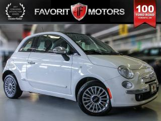 Used 2012 Fiat 500 Lounge for sale in North York, ON
