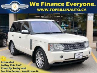Used 2009 Land Rover Range Rover AUTOBIOGRAPHY SUPERCHARGED for sale in Concord, ON