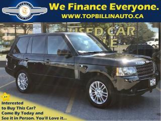 Used 2011 Land Rover Range Rover Only 55K kms, Like New for sale in Concord, ON