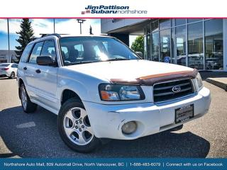 Used 2003 Subaru Forester XS New Headgasket & Timing Belt! for sale in Surrey, BC