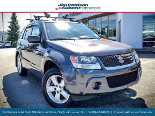Used 2011 Suzuki Grand Vitara JX SUV | Local, Low Ks, Value-Packed! for sale in Surrey, BC