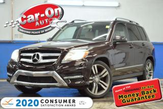 Used 2013 Mercedes-Benz GLK-Class GLK 350 4MATIC LEATHER HTD SEATS  for sale in Ottawa, ON