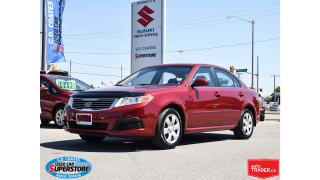 Used 2010 Kia Magentis LX ~Heated Seats ~Low Mileage ~Very Clean for sale in Barrie, ON