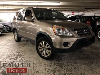 Used 2006 Honda CR-V EX-L + Summer Clearance! On Now! for sale in Vancouver, BC