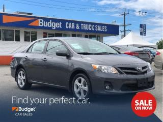 Used 2012 Toyota Corolla Sunroof, Bluetooth, Heated Seats for sale in Vancouver, BC