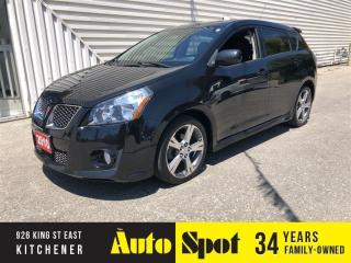 Used 2010 Pontiac Vibe GT/LOADED/MINT!/PRICED-QUICK SALE! for sale in Kitchener, ON