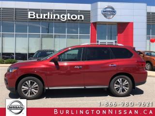 Used 2017 Nissan Pathfinder SL for sale in Burlington, ON