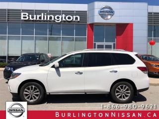 Used 2014 Nissan Pathfinder SV for sale in Burlington, ON