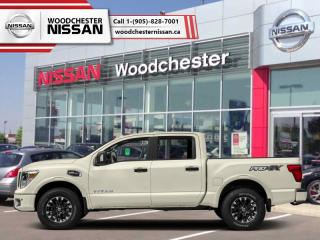 New 2018 Nissan Titan Platinum  - Navigation -  Leather Seats - $372.53 B/W for sale in Mississauga, ON