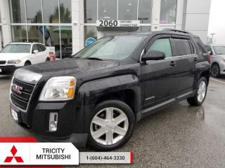 Used 2012 GMC Terrain AWD 4DR SLT-1  LEATHER-BACK UP CAM for sale in Port Coquitlam, BC