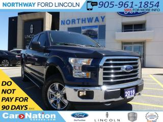 Used 2016 Ford F-150 XLT | REAR CAMERA | NAV | V8 | 4X4 | for sale in Brantford, ON