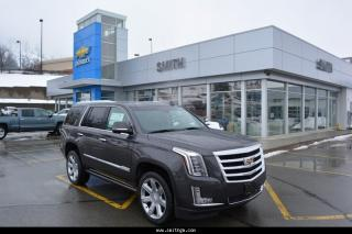 New 2018 Cadillac Escalade Premium Luxury for sale in Kamloops, BC