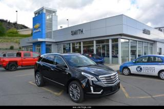 New 2018 Cadillac XT5 Premium Luxury for sale in Kamloops, BC