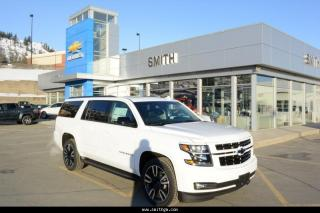 New 2018 Chevrolet Suburban Premier for sale in Kamloops, BC