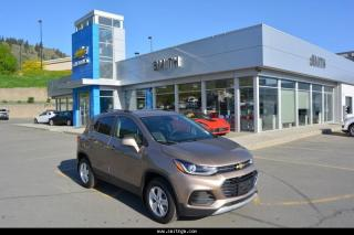 New 2018 Chevrolet Trax LT for sale in Kamloops, BC
