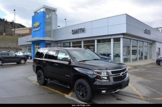 New 2018 Chevrolet Tahoe LT for sale in Kamloops, BC