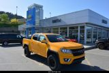 Photo of Yellow 2018 Chevrolet Colorado