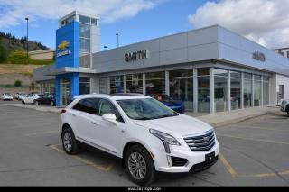 New 2018 Cadillac XT5 Luxury for sale in Kamloops, BC