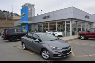 New 2018 Chevrolet Cruze LT for sale in Kamloops, BC