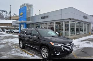 New 2018 Chevrolet Traverse High Country for sale in Kamloops, BC