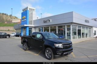 New 2018 Chevrolet Colorado WT for sale in Kamloops, BC