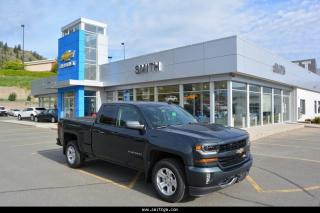 New 2018 Chevrolet Silverado 1500 for sale in Kamloops, BC