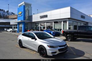 New 2018 Chevrolet Malibu LT for sale in Kamloops, BC