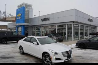 New 2018 Cadillac CTS Luxury for sale in Kamloops, BC