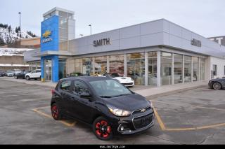 New 2018 Chevrolet Spark 1LT for sale in Kamloops, BC