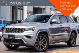 Used 2017 Jeep Grand Cherokee Limited 75th Anniversary|Heat Seats|R_Start|Leather|BlindSpot for sale in Thornhill, ON