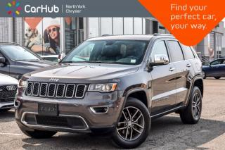 Used 2017 Jeep Grand Cherokee Limited AWD|Nav|Backup_Cam|Sat|R_Start|18